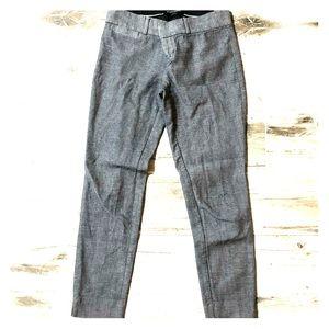 Banana Republic Sloan Fit Grey Ankle Pants